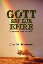 To God Be The Glory German Cover